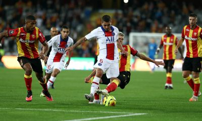 Lens/PSG - Verratti élu meilleur joueur parisien par les supporters
