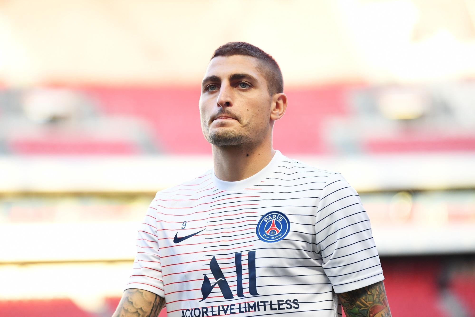 Verratti affirme qu'il aime le PSG, évoque Florenzi et l'entame de la saison