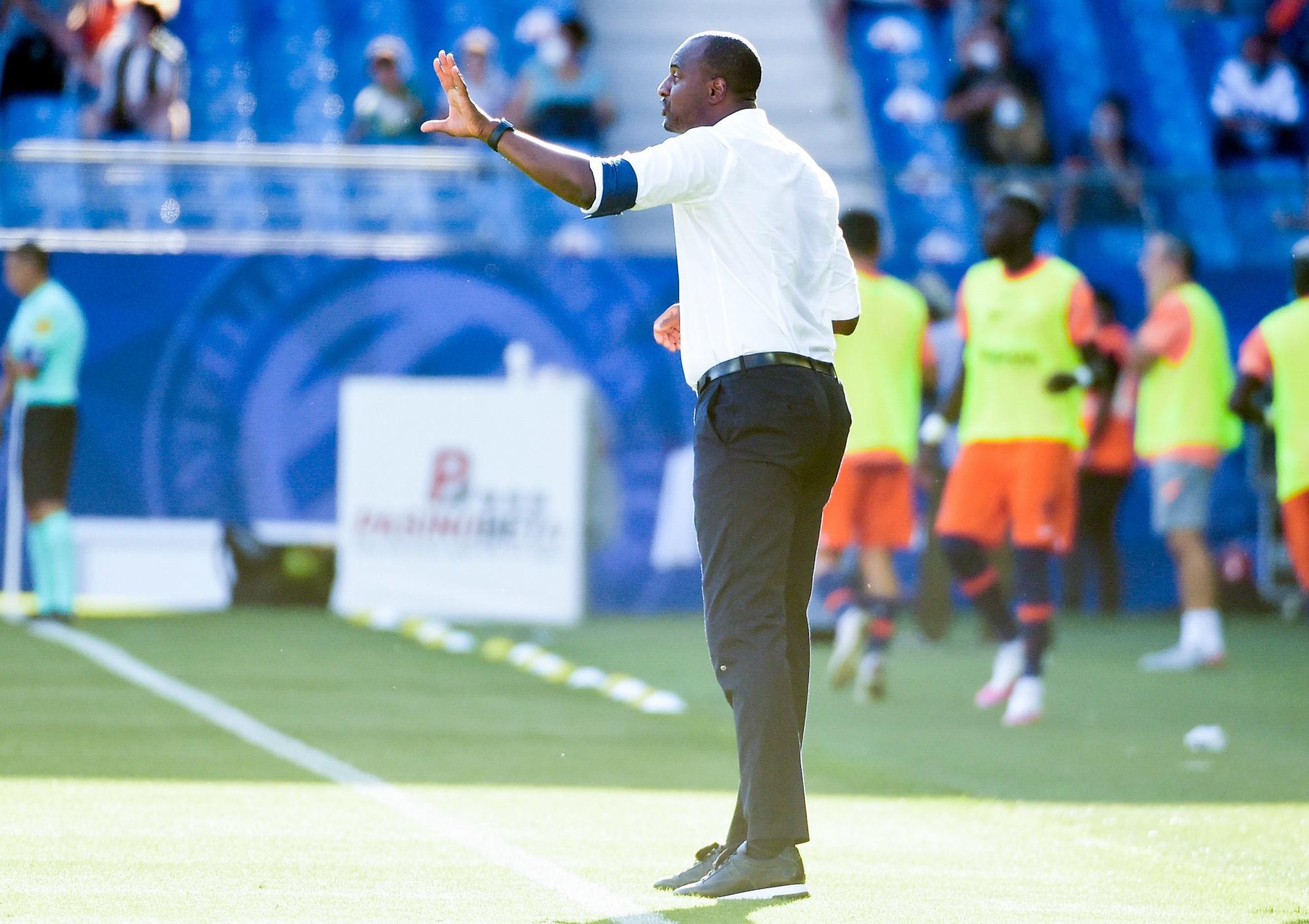 """Nice/PSG - Vieira regrette """"des erreurs qui nous coûtent cher"""""""