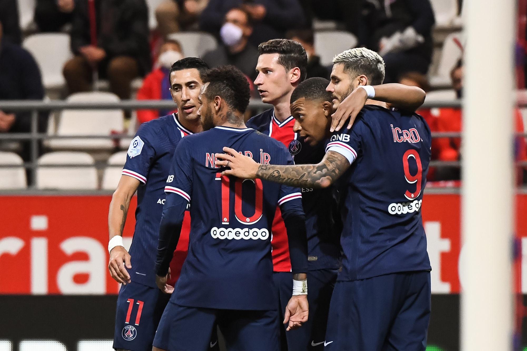 """Reims/PSG - Les notes des Parisiens : Icardi """"de retour"""" dans une belle victoire parisienne"""