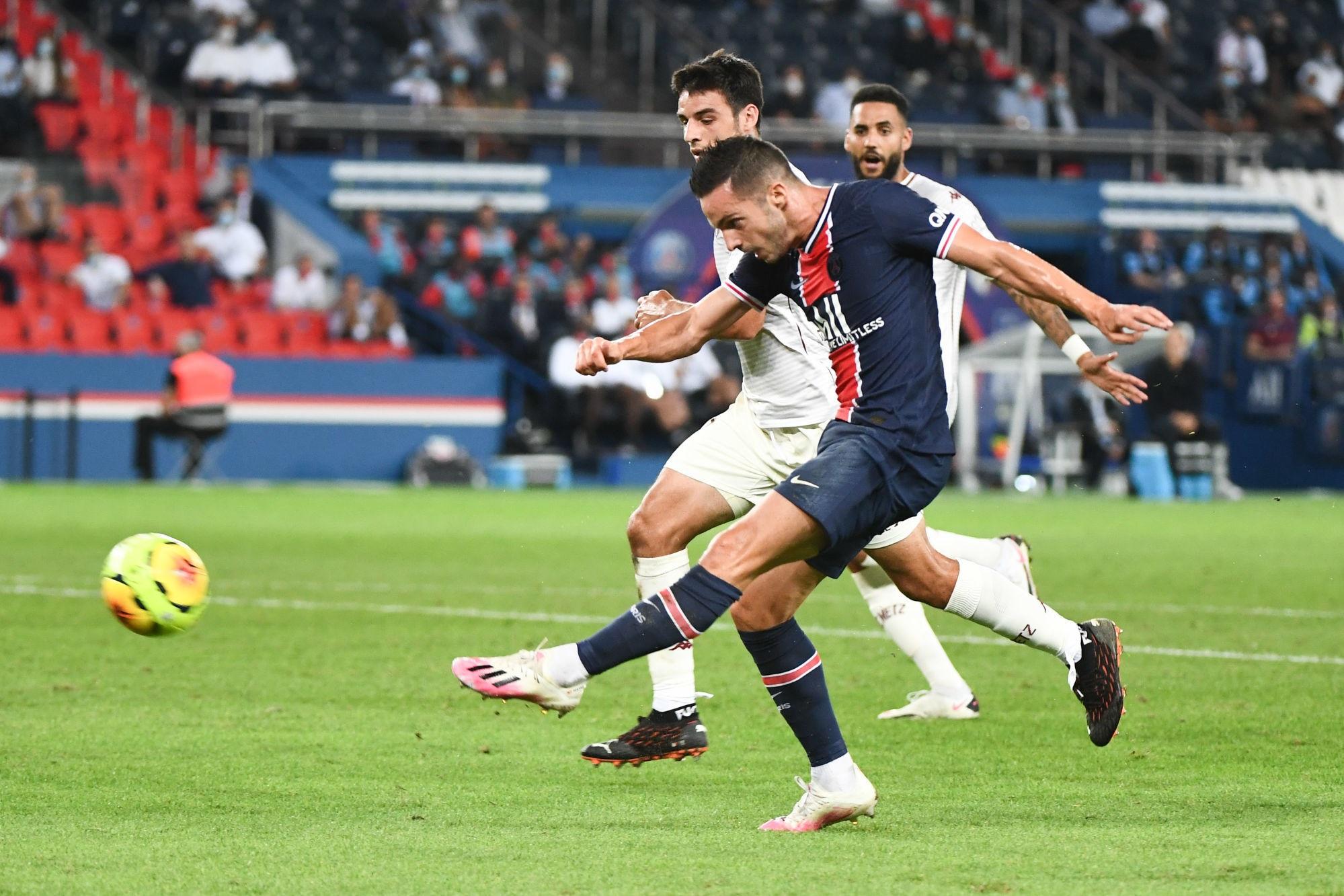 PSG/Metz (1-0) - Le résumé avec le but et les temps forts