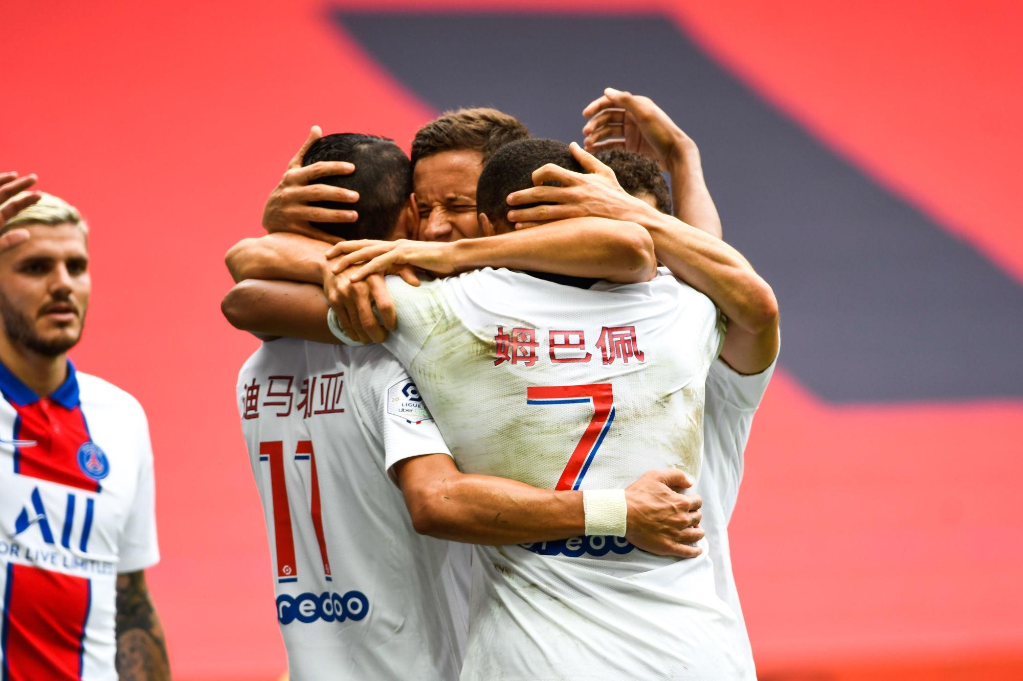 Nice/PSG (0-3) - Le résumé avec les buts et les temps forts