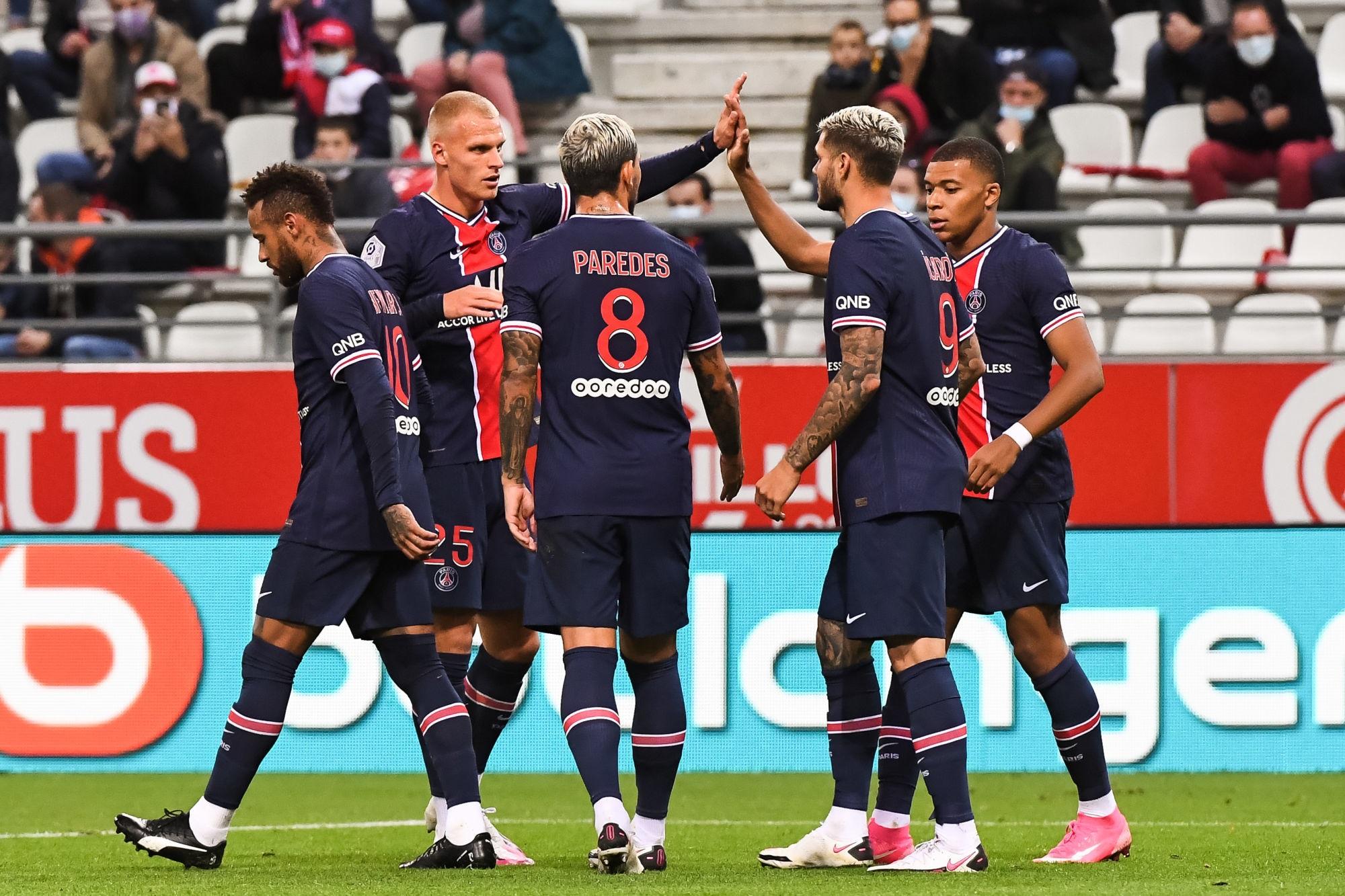 Revivez la victoire du PSG à Reims au plus près des joueurs