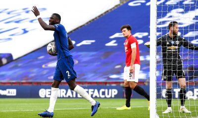 """Mercato - Rüdiger, le PSG est l'option """"la plus probable"""" selon le Daily Mail"""