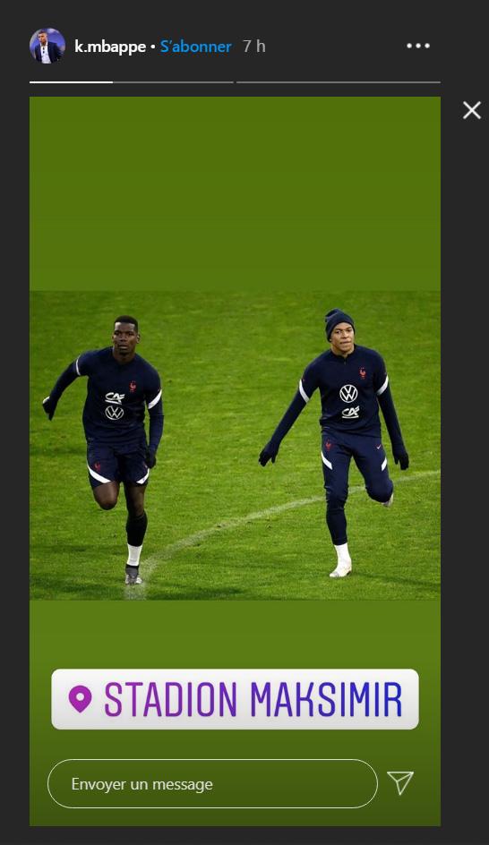 Les images du PSG ce mardi: Les internationaux jouent, Paris s'entraîne