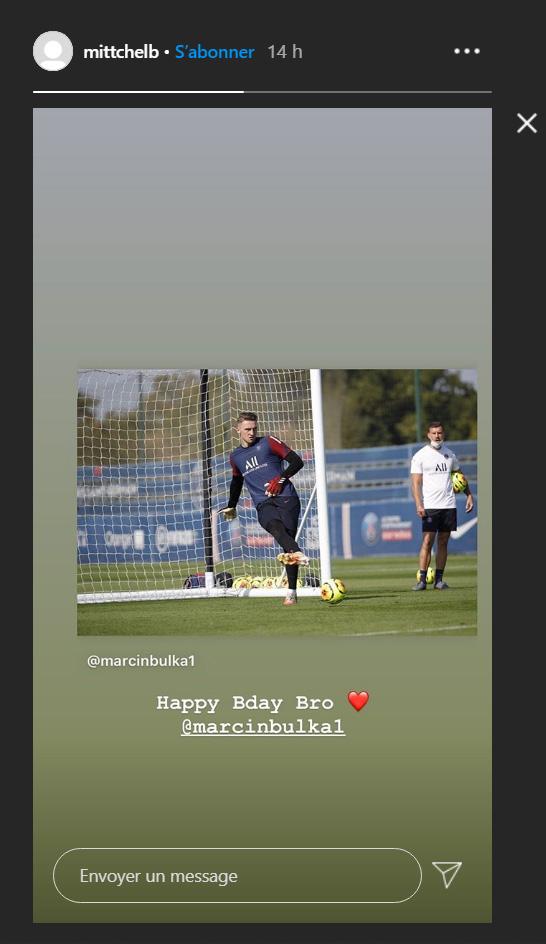 Les images du PSG ce dimanche: Signature de Moise Kean, anniversaire de Bulka et repos