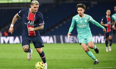 Mercato - Le PSG aurait tenté sa chance avec Aït-Nouri, selon Téléfoot