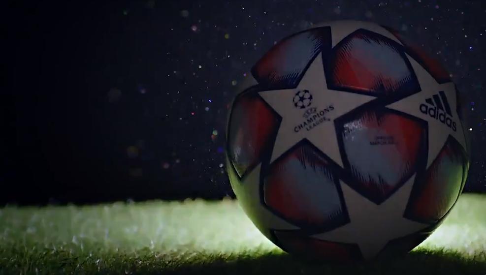 Officiel - Le ballon de la Ligue des Champions 2020-2021 présenté
