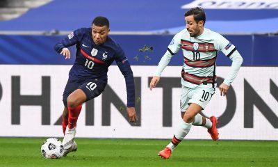 Bernardo Silva choisit Mbappé en Equipe de France pour renforcer Manchester City