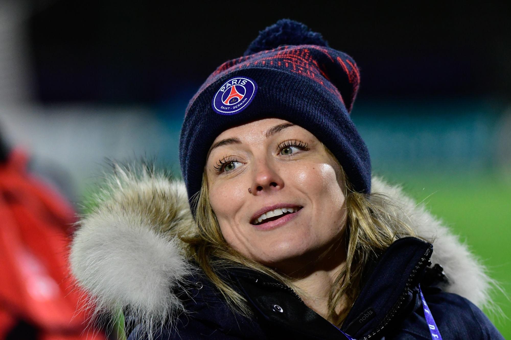 """PSG/Saint-Etienne - Boulleau souligne """"j'ai adoré c'est cette joie qu'ils ont eue à la fin du match"""""""