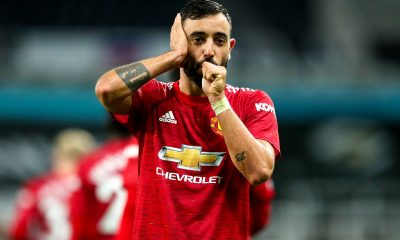 PSG/Manchester United - Bruno Fernandes insiste sur l'ambition de remporter des titres
