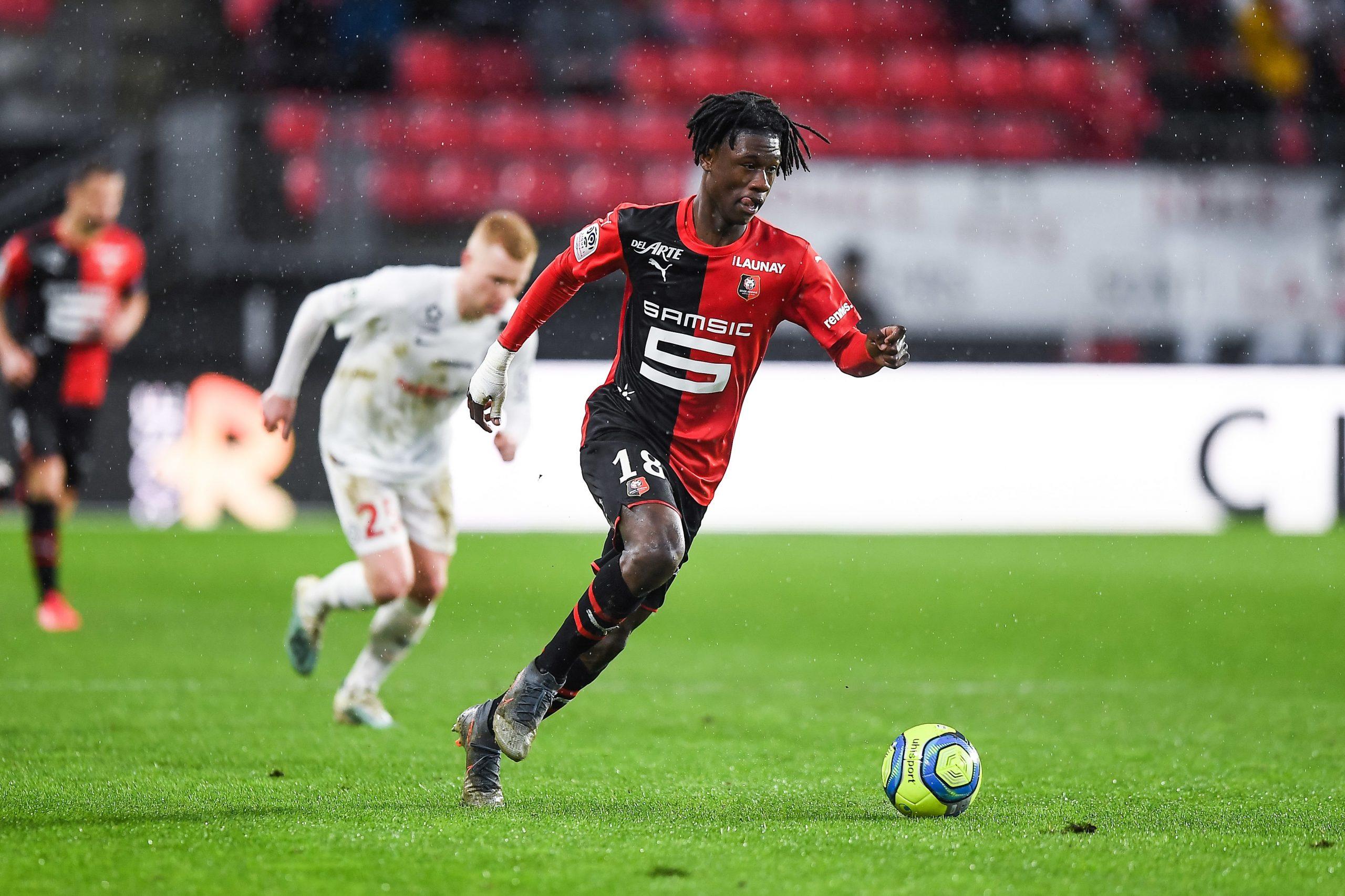"""Mercato - Camavinga veut quitter Rennes """"avec l'espoir de rallier le PSG"""", selon L'Equipe"""