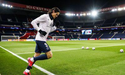"""Cavani défend le niveau de la Ligue 1 """"une compétition avec des caractéristiques différentes"""""""