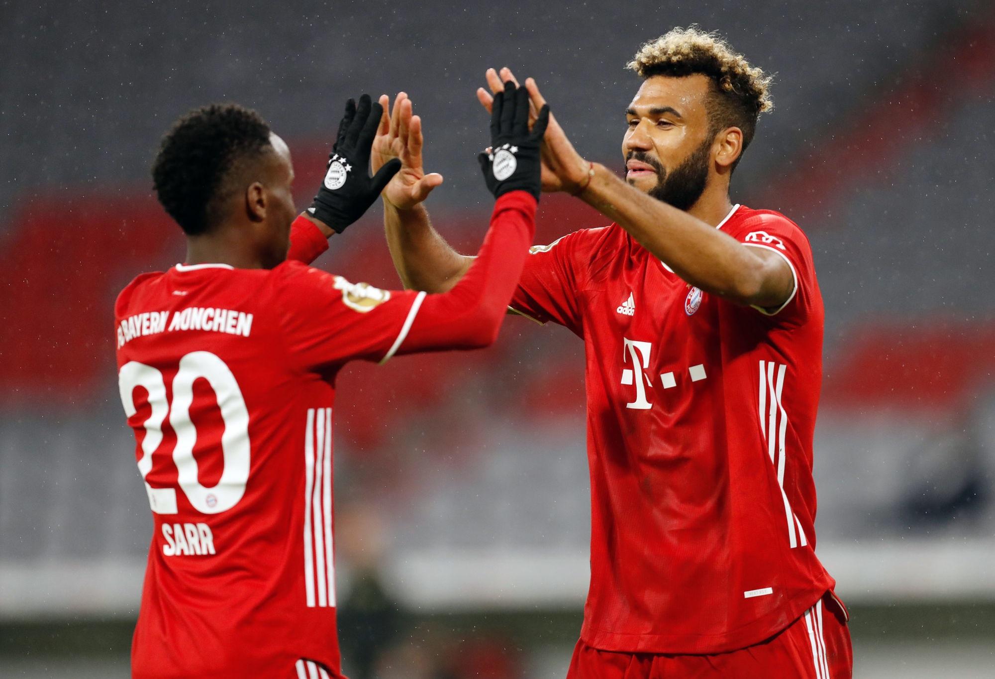 Anciens - Choupo-Moting commence avec un doublé au Bayern Munich