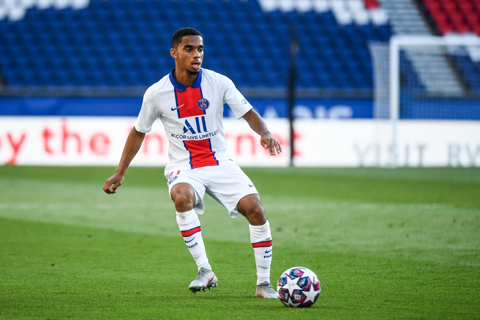 Dagba seul joueur du PSG appelé avec l'Equipe de France Espoirs pour la trêve d'octobre
