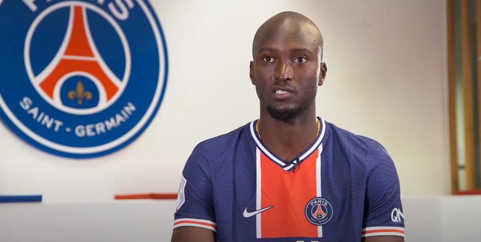 """Les premiers mots de Danilo Pereira au PSG """"un aboutissement dans ma carrière"""""""