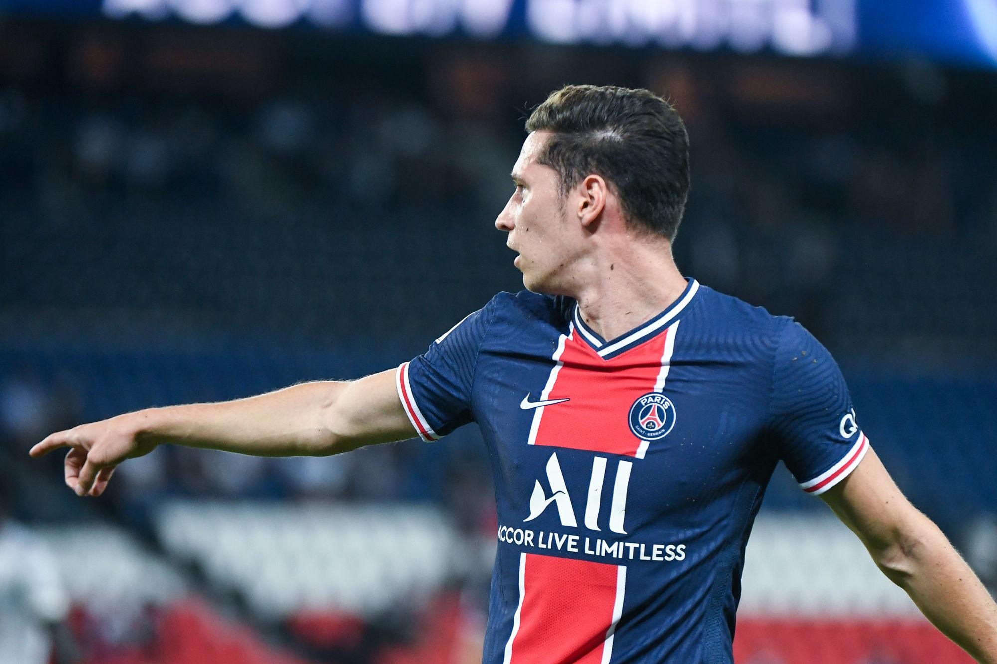 Draxler confie avoir pensé à un départ du PSG