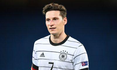 Draxler appelé avec l'Allemagne pour la trêve d'octobre, pas Kehrer