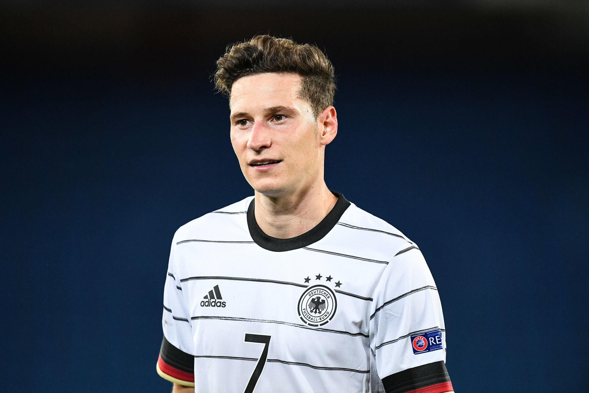 Draxler a pu jouer lors du match nul entre l'Allemagne et la Suisse