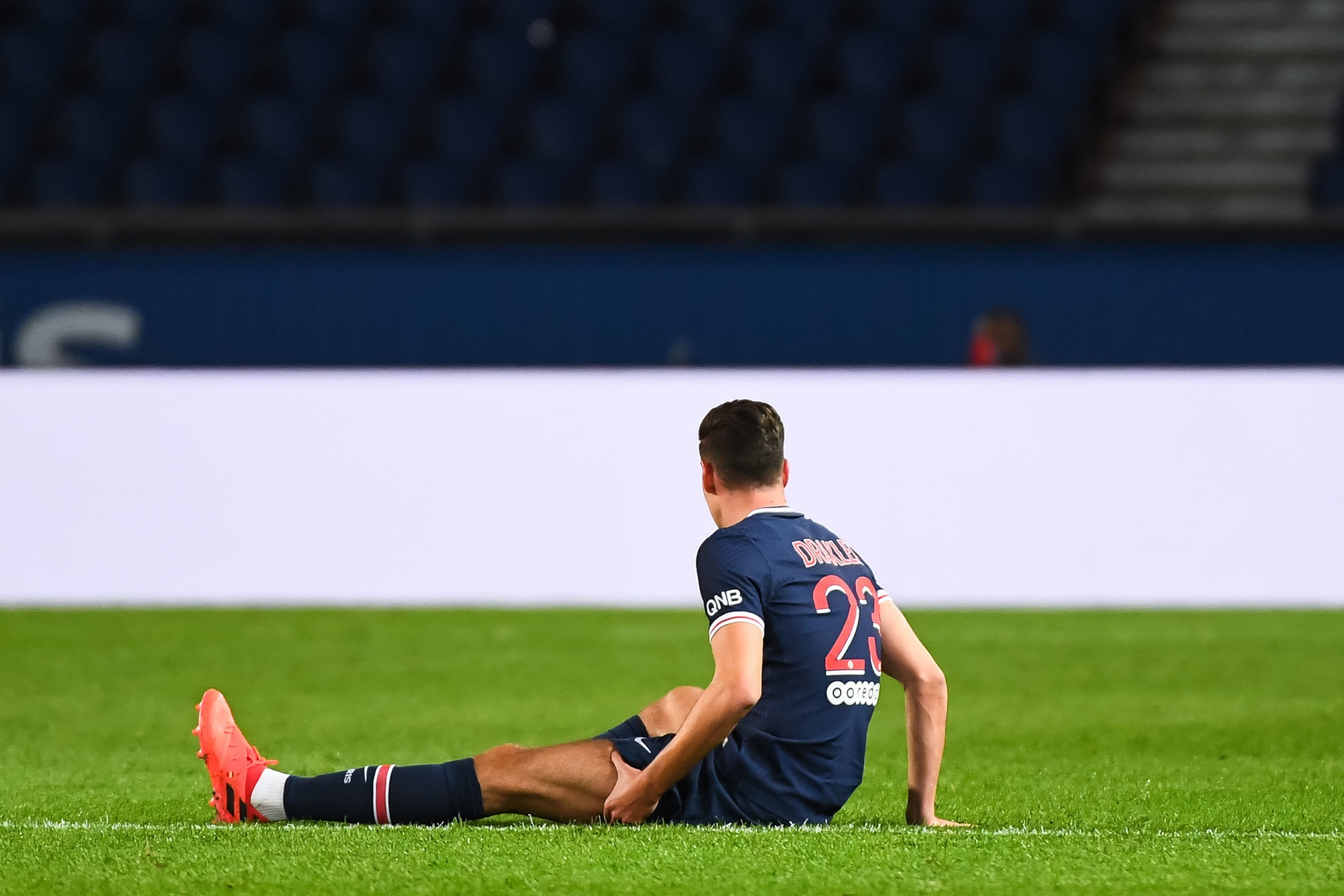 """L'Equipe fait le point sur le groupe du PSG, Draxler absent """"deux à trois semaines"""""""