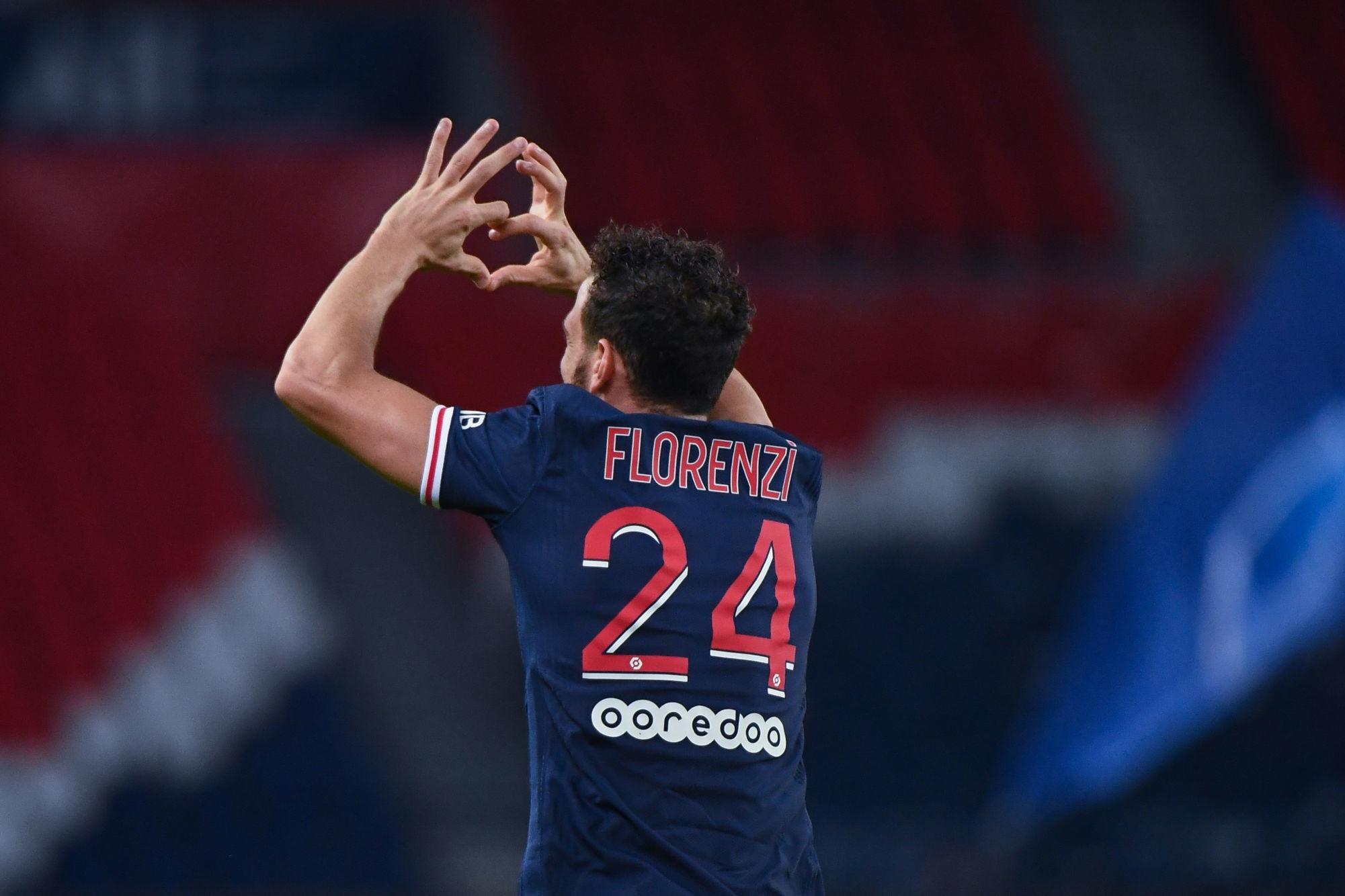 PSG/Angers - Florenzi revient sur son superbe enchaînement et savoure la victoire