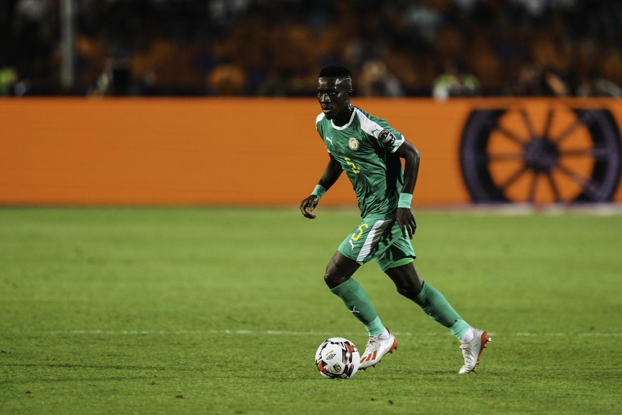 Le staff du Sénégal rassure à propos de la blessure de Gueye