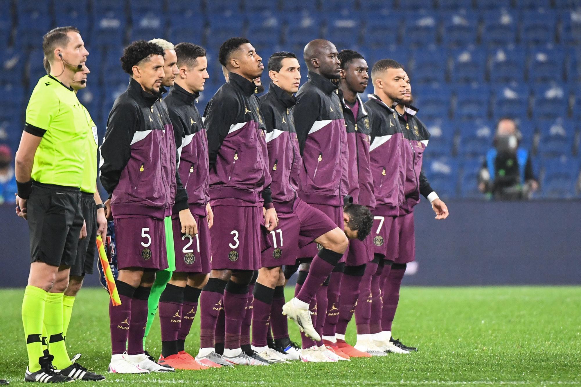 Istanbul BB/PSG - Les notes des Parisiens dans la presse : Navas et Kean au top, l'équipe moyenne