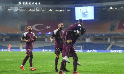 """Kurzawa est content de la victoire contre l'Istanbul BB mais reconnait qu'il va falloir """"s'améliorer"""" dans le jeu"""
