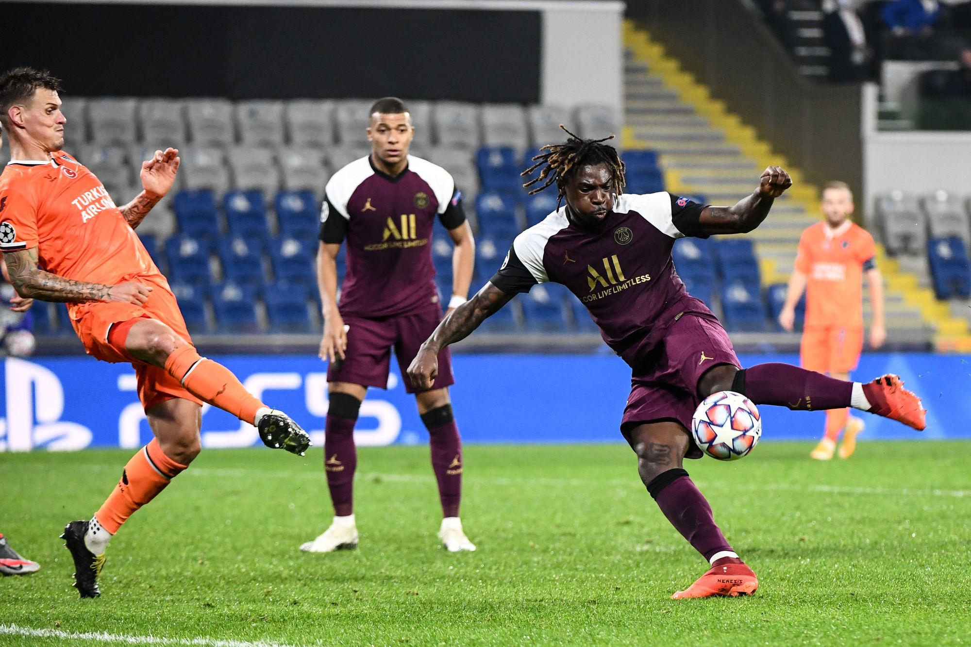 Kean «a la soif de gagner, de succès», affirme son ancien coéquipier Sidibé