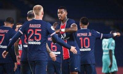"""Bakker assure être content de situation au PSG """"Je me développe bien"""""""