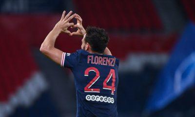 Florenzi revient sur son intégration au PSG «Ils m'ont mis à l'aise»