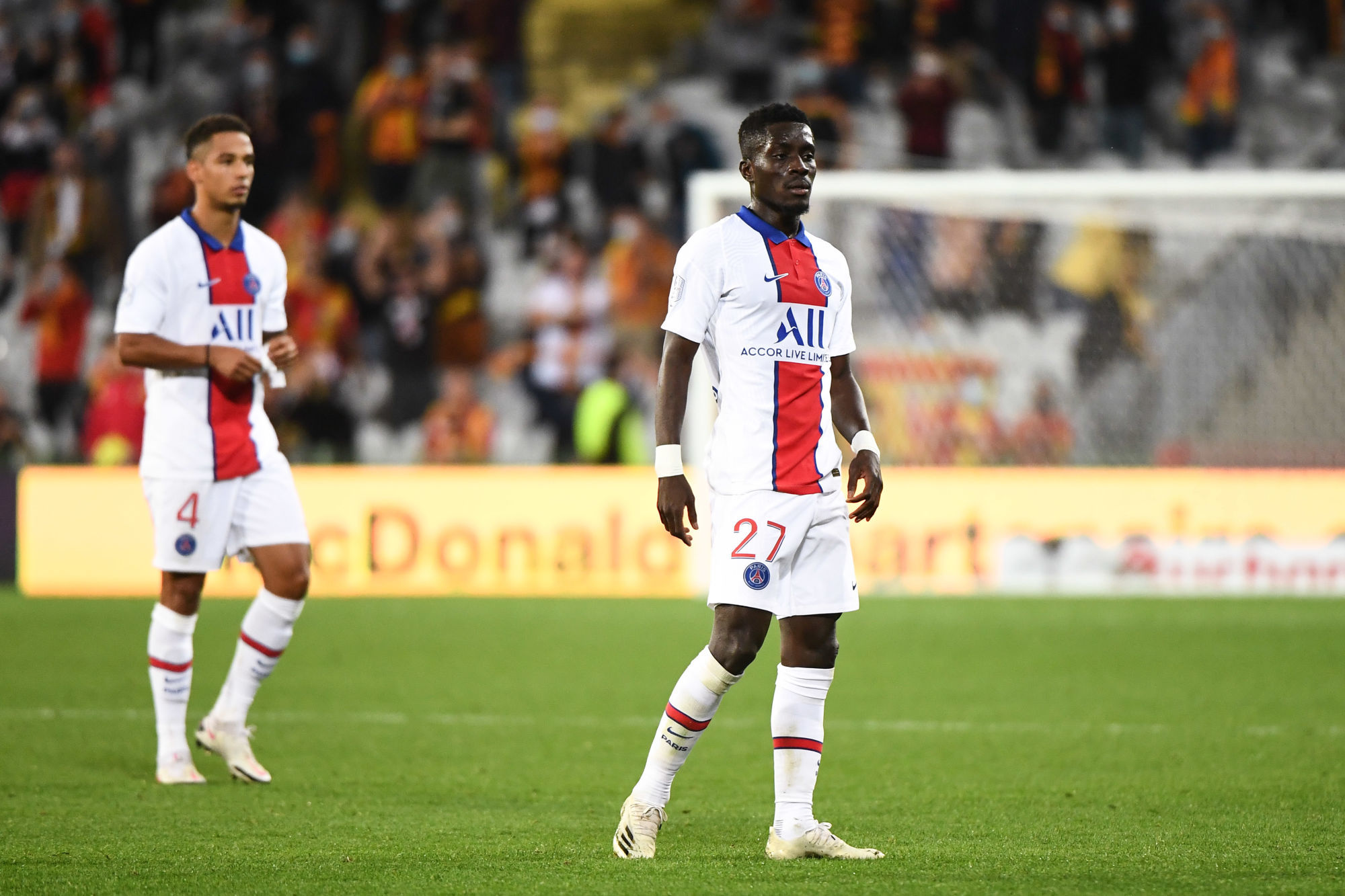 Istanbul BB/PSG - Kehrer et Gueye seraient dans le groupe parisien
