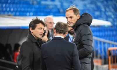 """Villeneuve affirme que """"L'état-major du PSG devra faire un choix"""" entre Tuchel et Leonardo"""