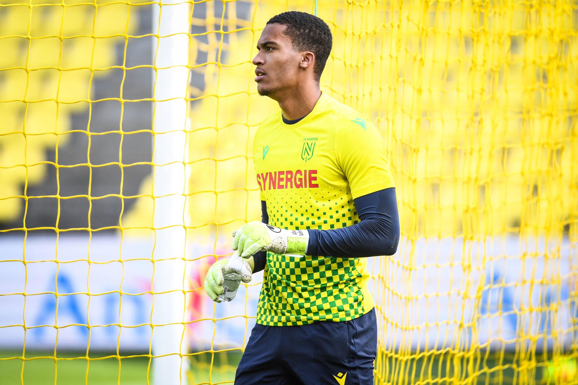 Nantes/PSG - Lafont souligne qu'il faudra «s'adapter» après deux semaines sans jouer
