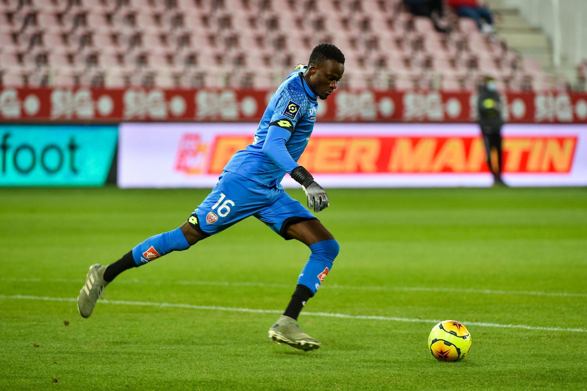 PSG/Dijon - Allagbé ne veut pas se mettre «une pression inutile»