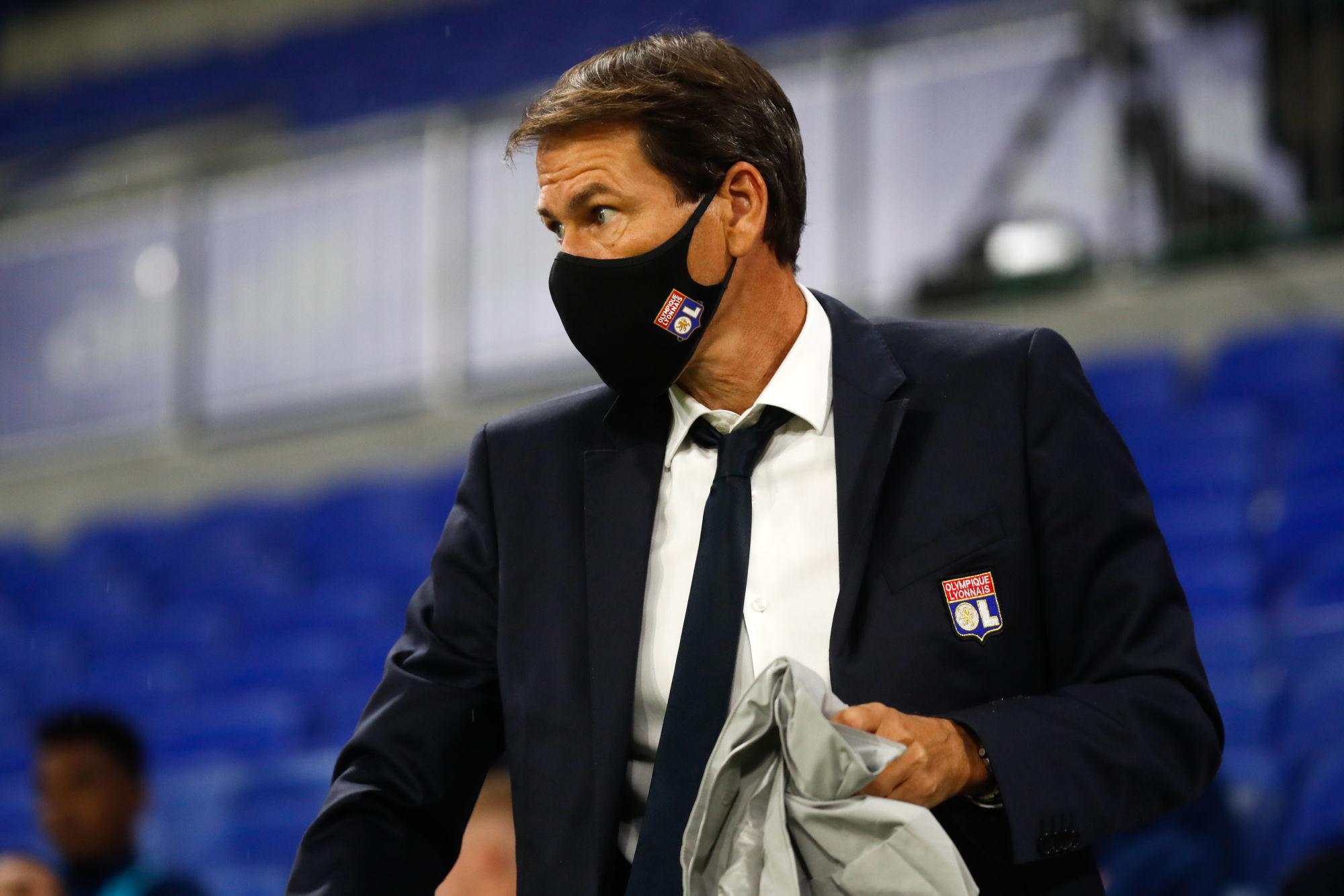Ligue 1 - Le PSG n'a «aucun adversaire dans le championnat», affirme Rudi Garcia
