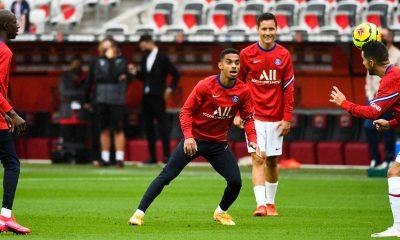 Dagba particulièrement impressionné par Dani Alves et Gianluigi Buffon au PSG