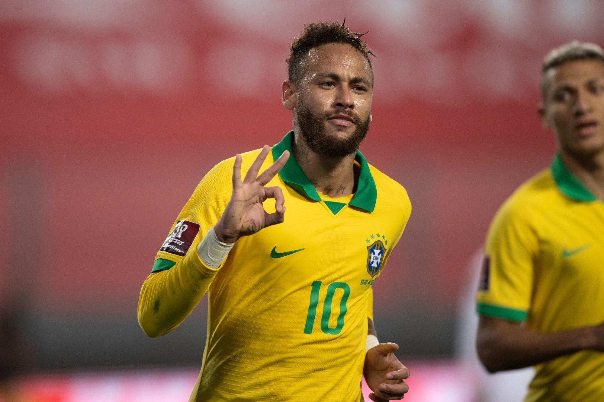 """Tite fait l'éloge de Neymar mais repousse les """"comparaisons"""" avec les légendes brésiliennes"""