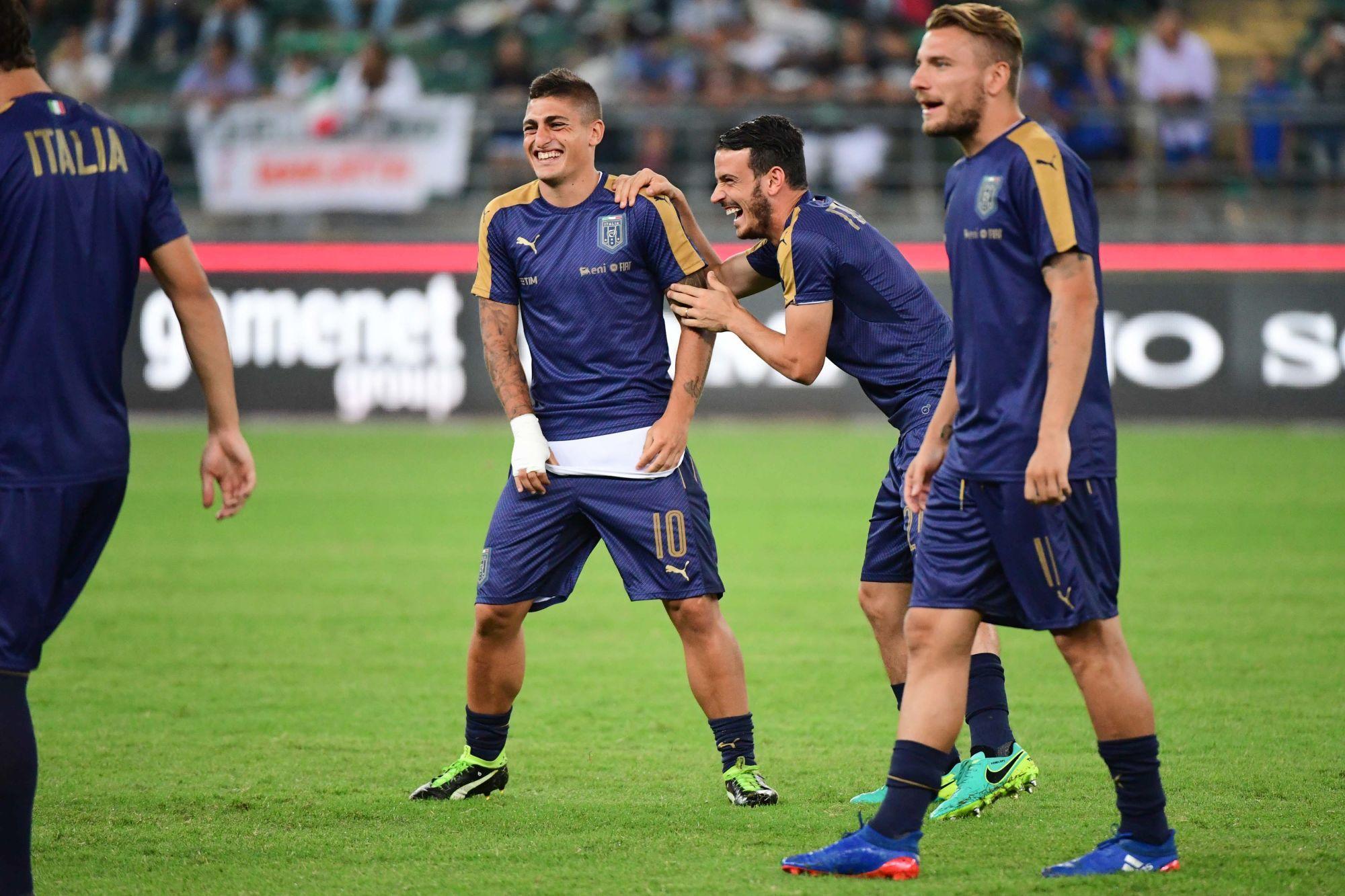 """Verratti juge que le recrutement de Florenzi est """"un grand coup"""" pour le PSG"""