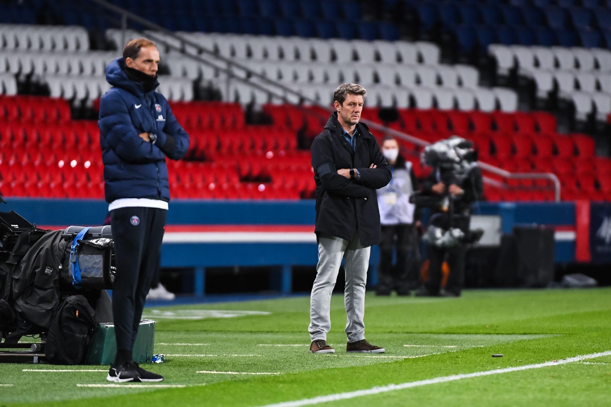 """PSG/Dijon - Jobard regrette """"on rend les armes au bout de deux minutes..."""""""