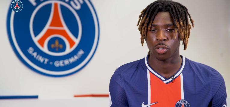Moise Kean au PSG, France Football évoque une option d'achat de 20 millions d'euros