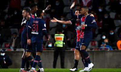 Ligue 1 - 2 joueurs du PSG dans l'équipe-type de la 7e journée de L'Equipe