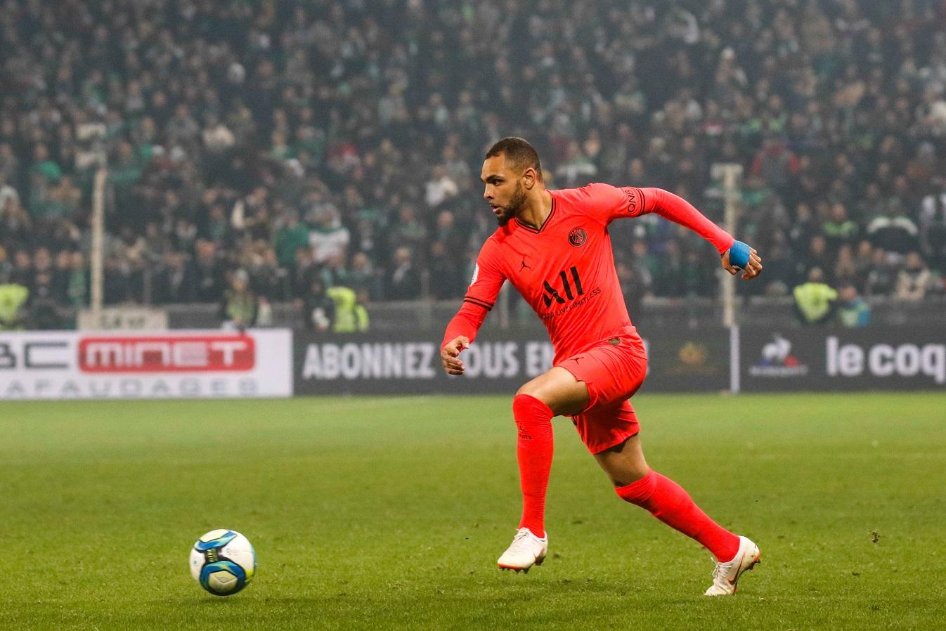 """Kurzawa évoque PSG/Manchester United et se dit """"prêt"""""""