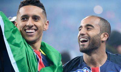 Lucas évoque le capitaine Marquinhos, Neymar, PSG/ManU et son amour pour Paris