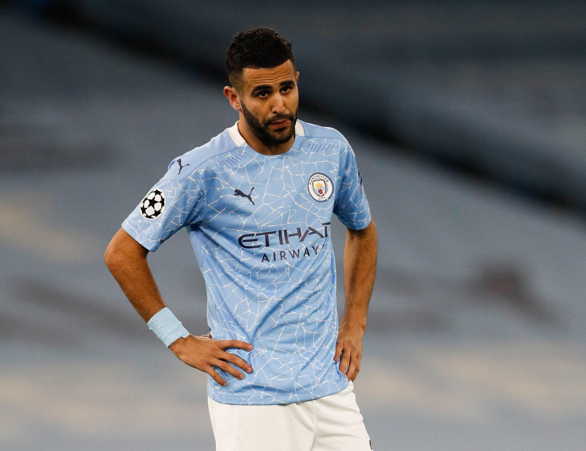 """Mahrez n'écarte pas l'idée d'une venue à Paris """"Si le PSG me veut, j'y réfléchirai."""""""