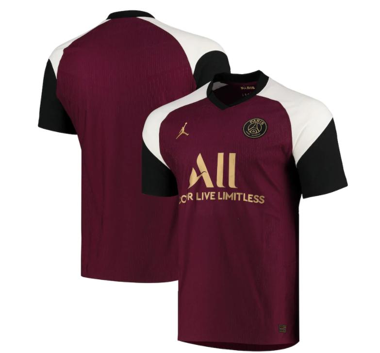 Officiel - Le PSG présente son maillot third pour la saison 2020-2021