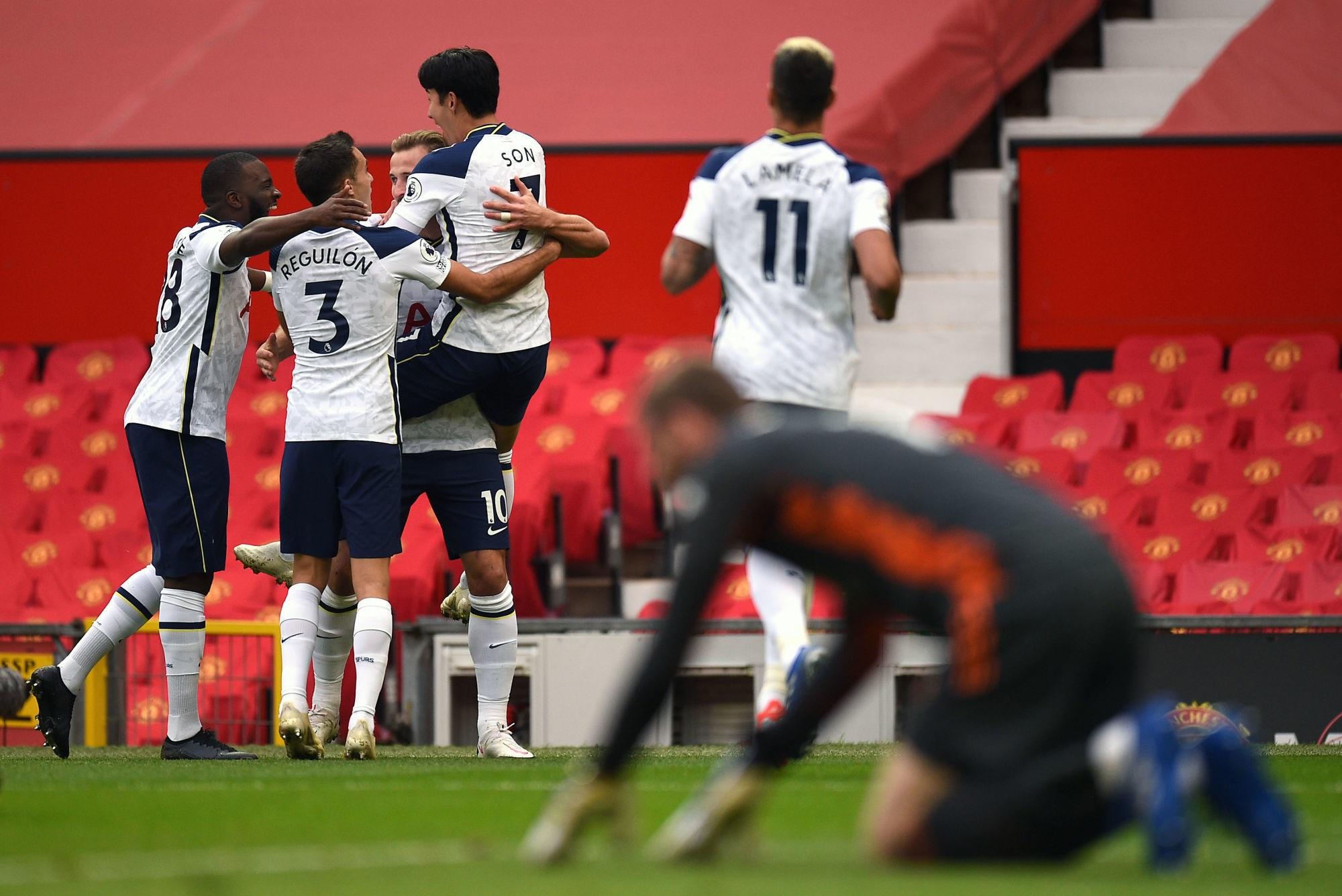 LDC - Manchester United, premier adversaire du PSG, a été balayé par Tottenham
