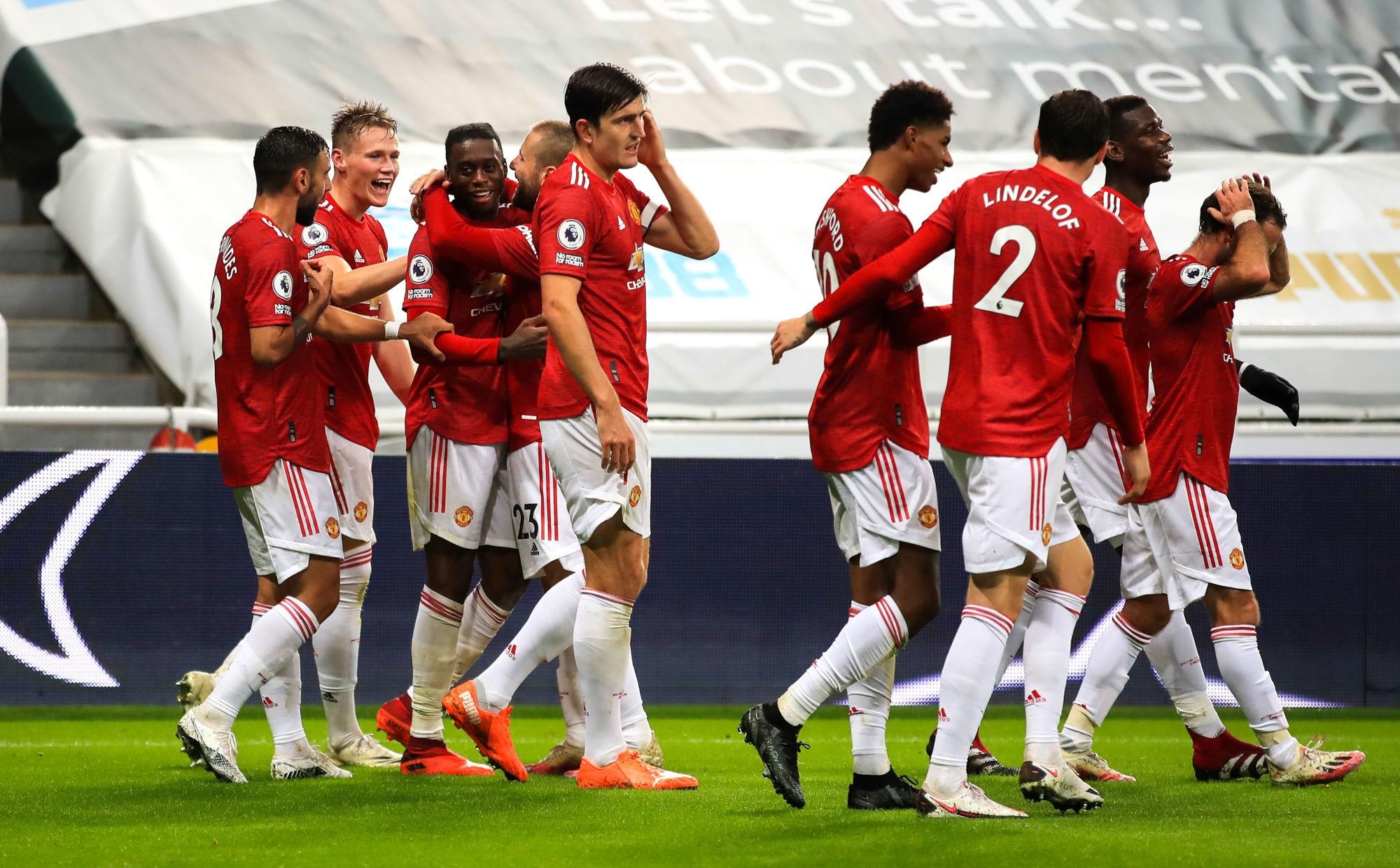 Manchester United s'impose à Newcastle avant d'affronter le PSG
