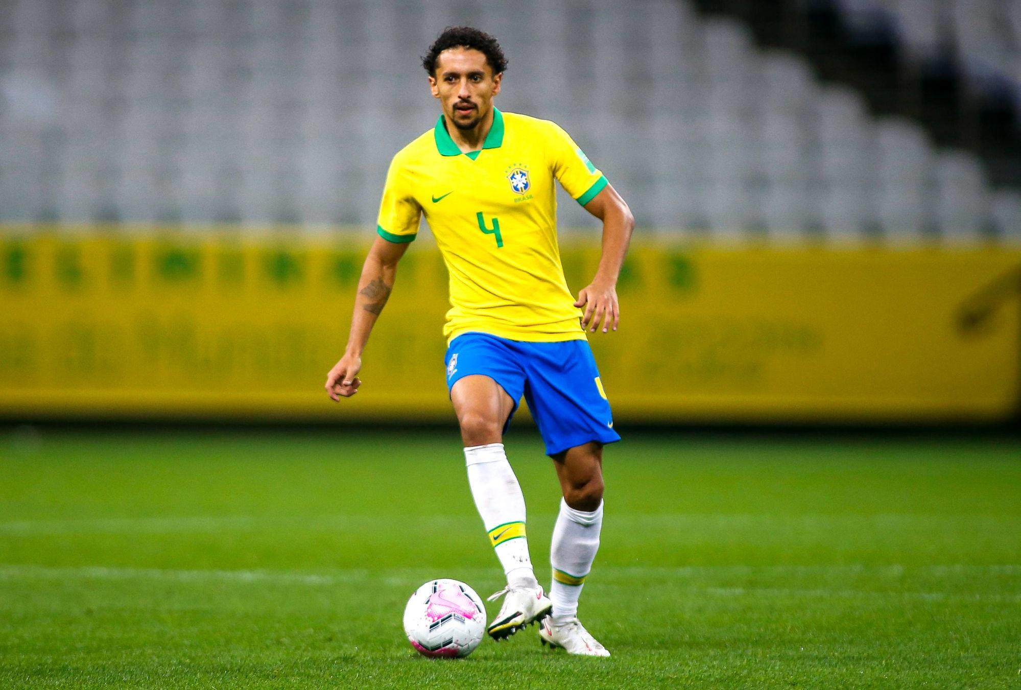 Uruguay/Brésil - Les équipes officielles : Marquinhos titulaire
