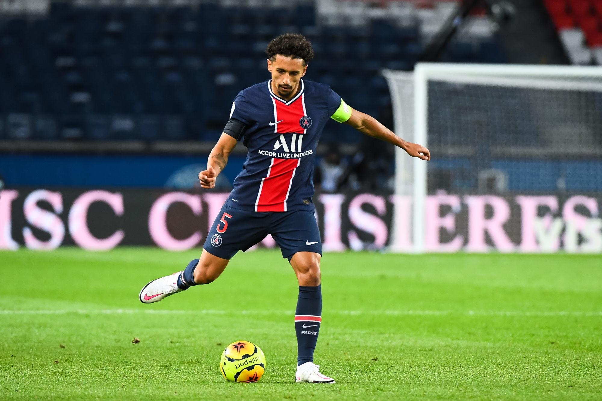"""PSG/Dijon - Marquinhos souligne """"Le plus important était de retrouver la victoire"""""""